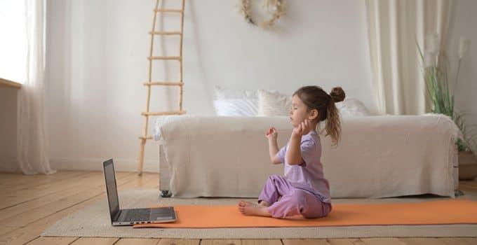 Tout ce qu'il faut connaître sur le yoga pour les enfants